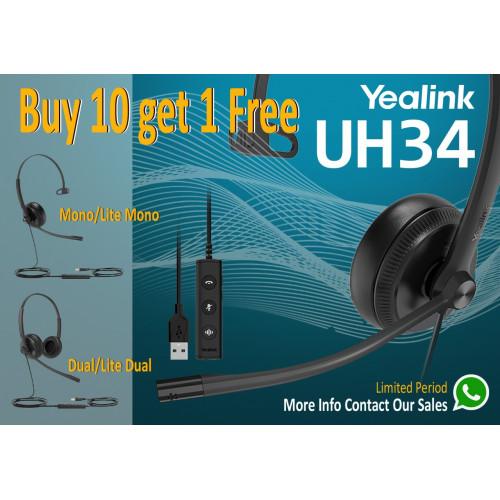 Yealink UH34 Dual