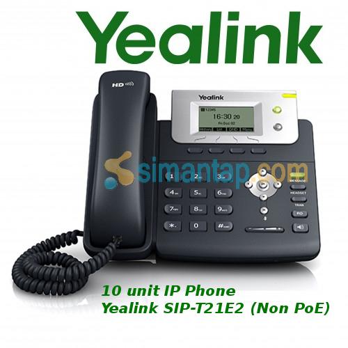 Yealink SIP T21 E2 (non PoE)